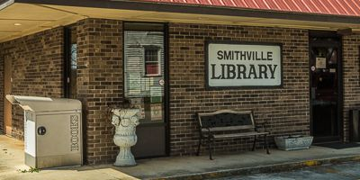 Lee County Library - Smithville