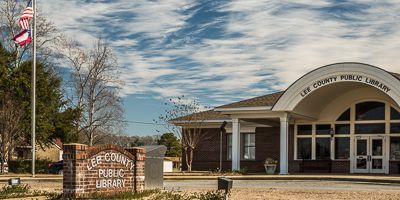 Lee County Library - Leesburg